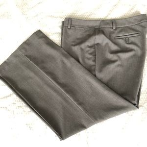 New York & Company Pants - Lightweight Stretch Dress Pants - Grey